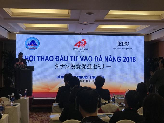 Đà Nẵng attracts Japanese enterprises