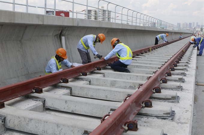 HCMC metro over budget as NA provides no extra funds