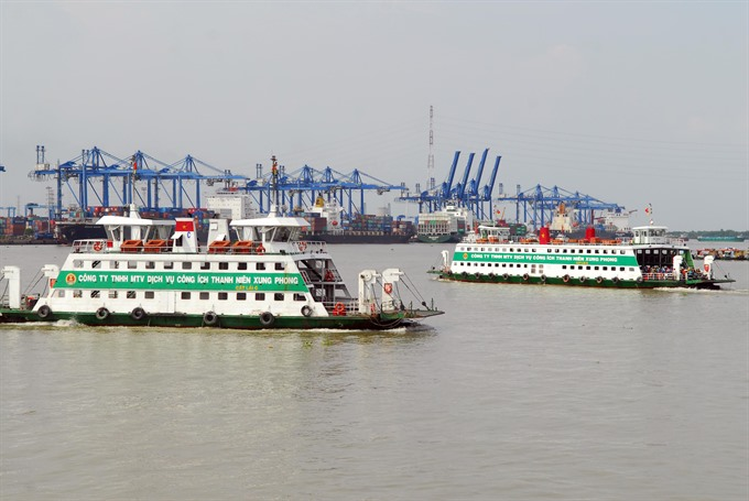 Poor investment hinders waterway transport growth