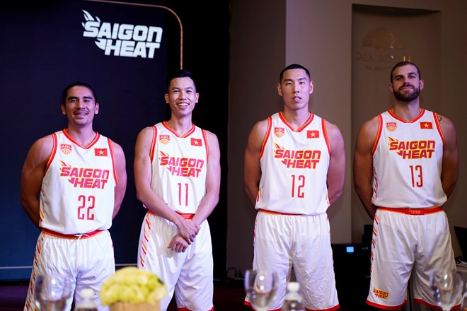 Saigon Heat gear up for ABL