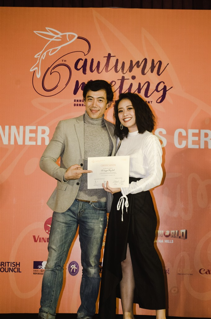 Film by young Vietnamese director wins top prize at Autumn Meeting