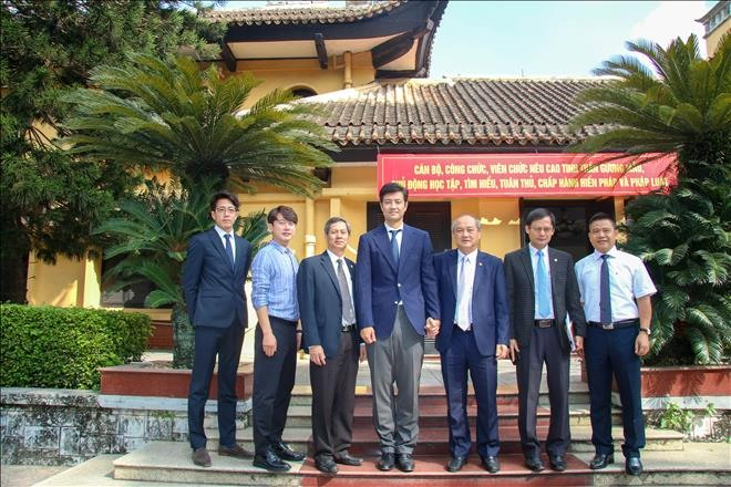 Asian Olympic Council delegation visits VN