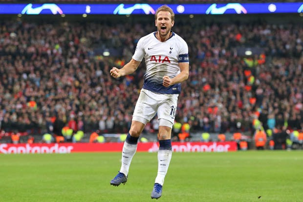 Kane to the rescue as Spurs hit back to avoid early exit