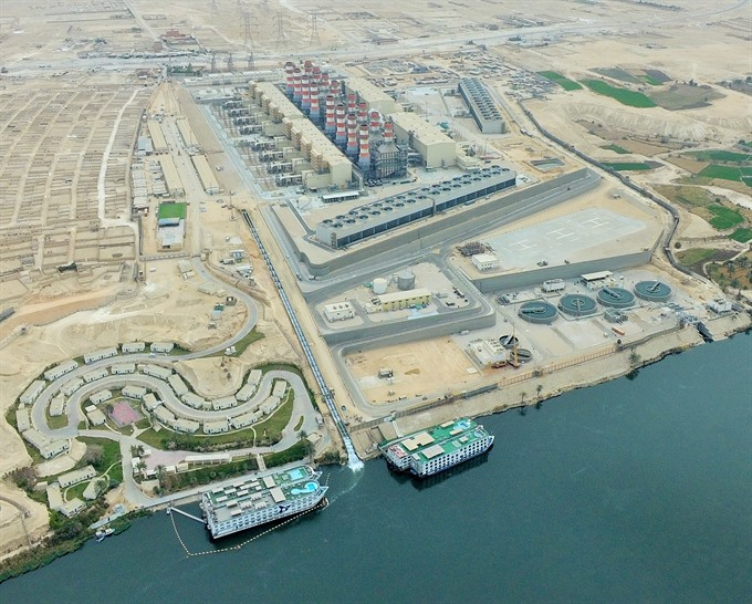 Siemens mega-project in Egypt completed in record time benefits more people