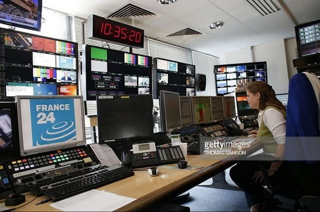Intl news channel France 24 to air in VN