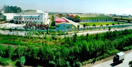 Eco-industrial parks critical for development