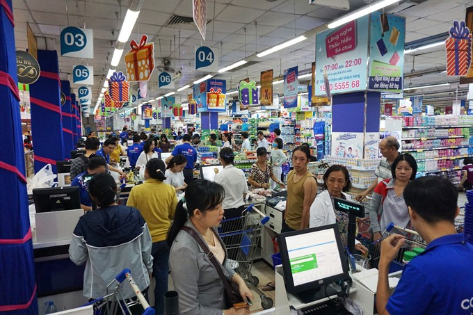HCM City companies ensure supply of goods for Tết