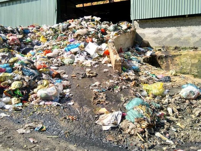 Waste treatment company fined for discharging untreated wastewater