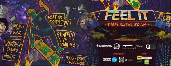 Feel It street culture festival celebrates local bands