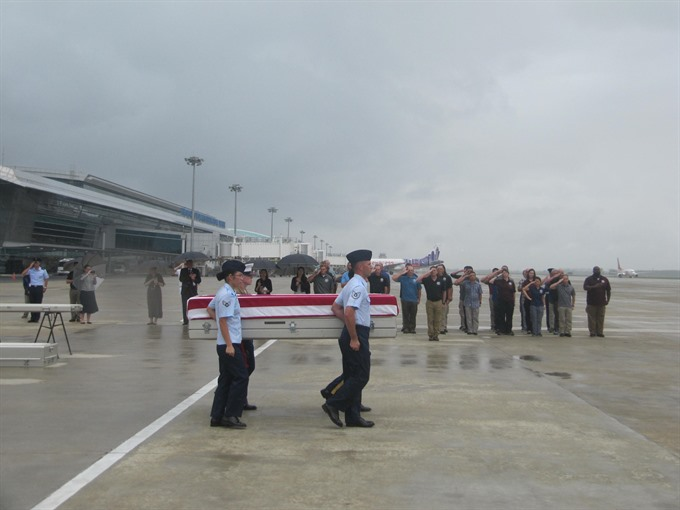 Việt Nam US mark 147th repatriation of US soldiers remains
