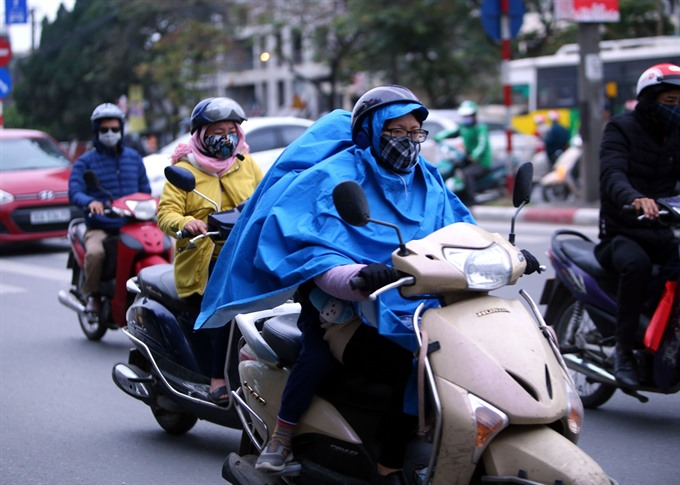 Chills for the north and rainfall for the central region as another cold spell arrives