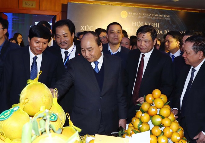 Hòa Bình attracts billions in investment
