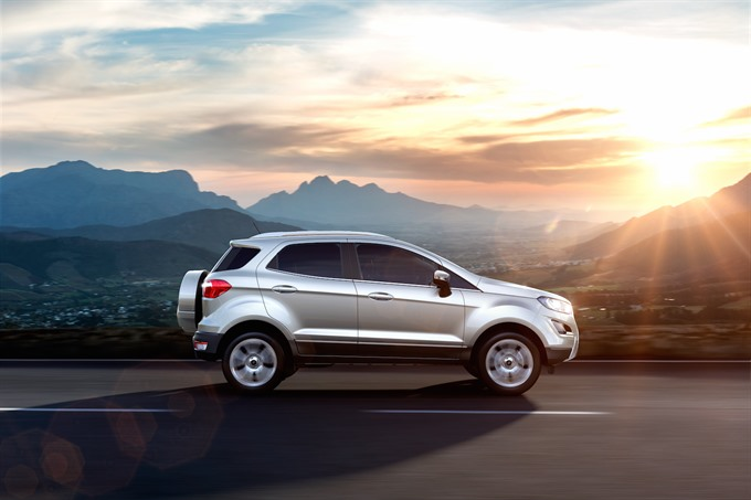 Ford reports record sales in November