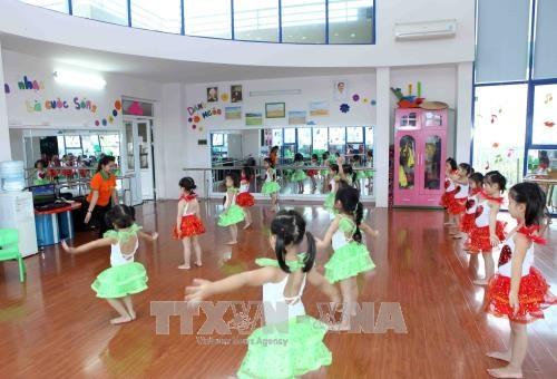 Industrial zones face shortage of kindergartens for workers children