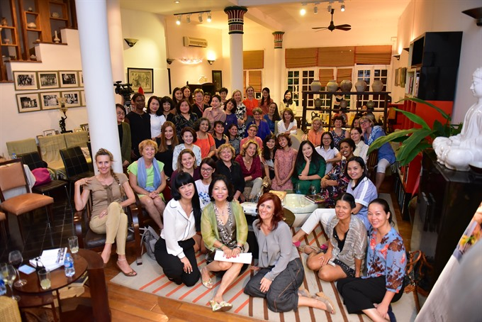 Austrian helps raise womens voices in Việt Nam