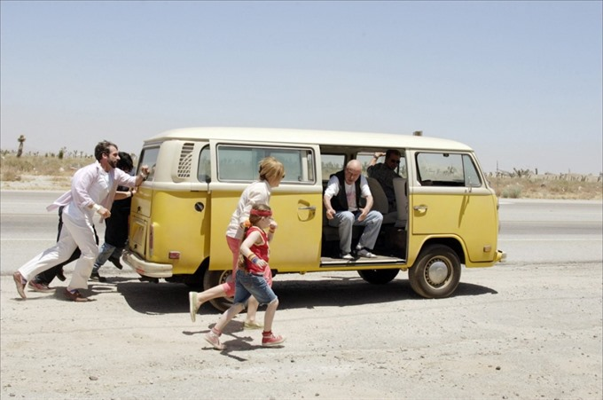 'Little Miss Sunshine at Family Movie Month