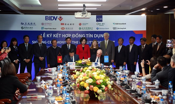 ADB provides US300m loan to BIDV to support SMEs in Việt Nam