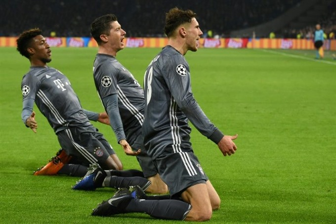 Late strike ends Coman retirement talk says Bayern coach Kovac
