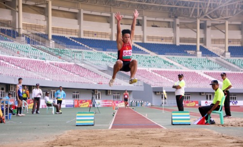 Việt Nam win first golds at ASEAN University Games