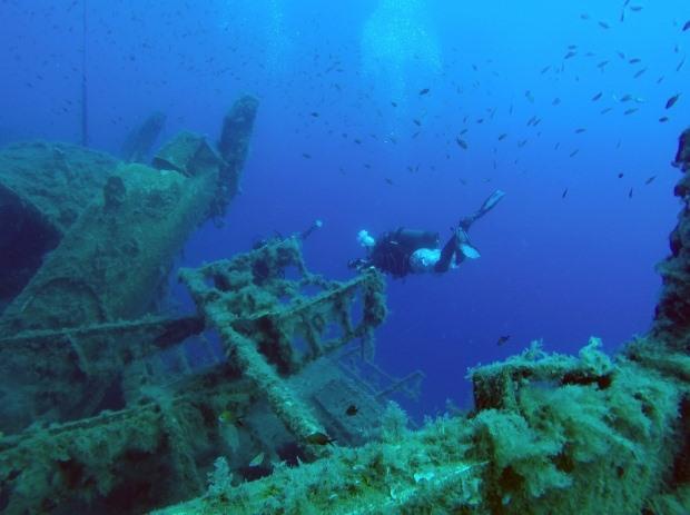 Cyprus shipwreck reveals ancient boat-building methods