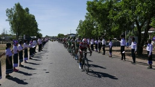 Phương wins fourth stage of NKKN cycling event