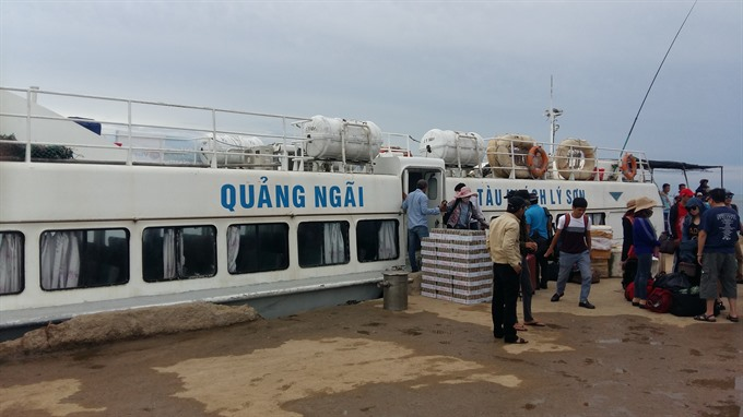 Island adds more speed boats for travel