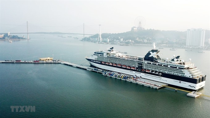 Better seaports and services key to cruise tourism in VN
