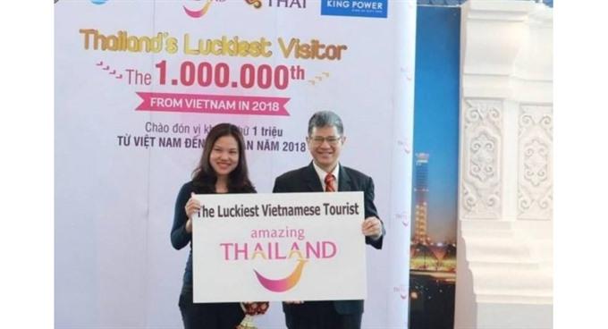 Thanks a million – Vietnam sets new annual tourist landmark