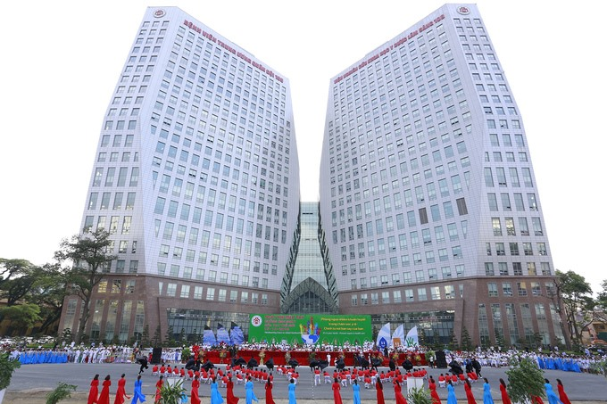 108 Military Central Hospital to open modern 2000-bed facility