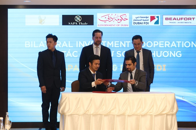 Dubai firms interested in variety of sectors in VN