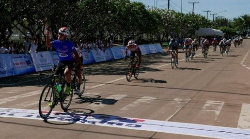 Minh wins fifth stage of NKKN cycling race