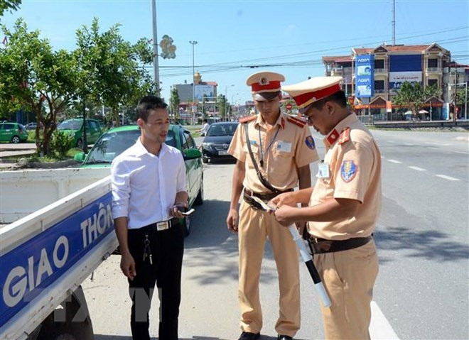9800 driving licenses revoked in two months