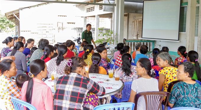 VN steps up trafficking prevention
