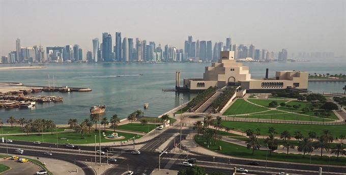 Qatar maintains peace sustainable growth