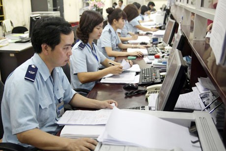 Automated customs system connects around 280 firms
