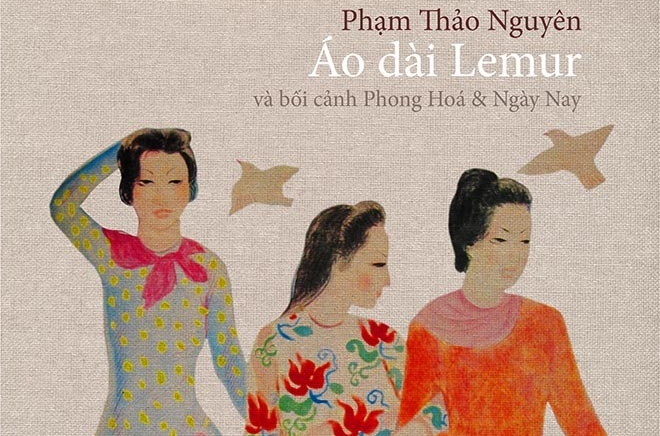 Book exploring modern áo dài published