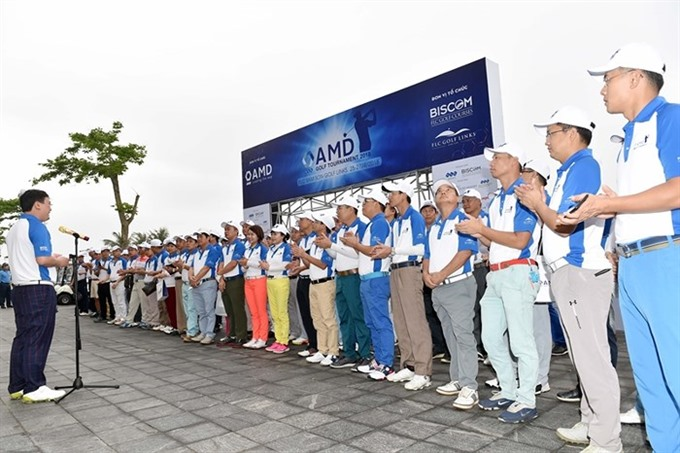FLC Biscom Golf Tournament to be held in Hạ Long