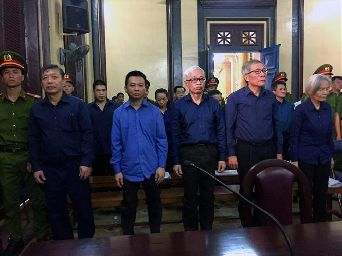Former Đông Á Bank director sentenced to life in prison