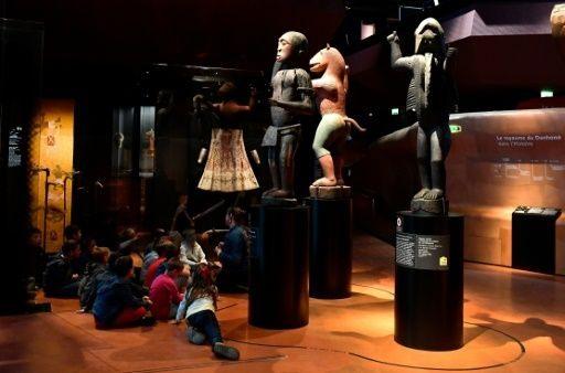 I.Coast calls on France to return 148 artworks