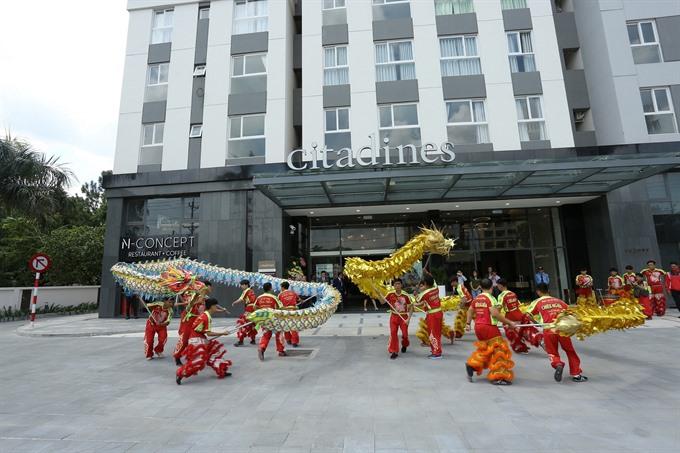 Ascott opens its first Citadines hotel in Bình Dương
