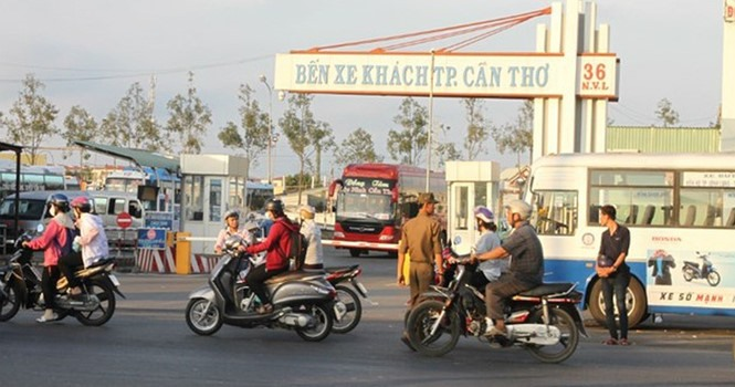 Cần Thơ coach station to be relocated