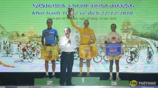 Sarda Perez Javier wins overall yellow jersey of VOH Cup