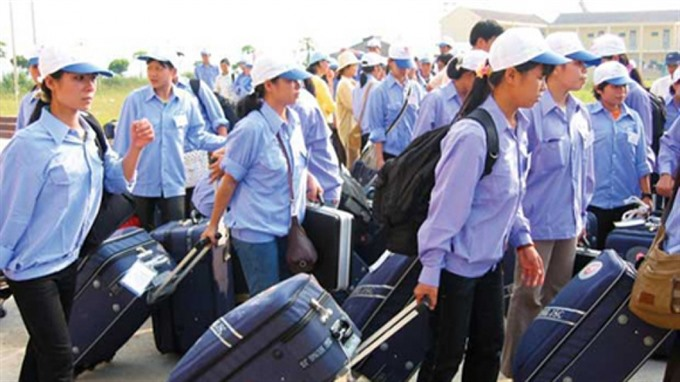 Vietnamese workers overseas reach 140000
