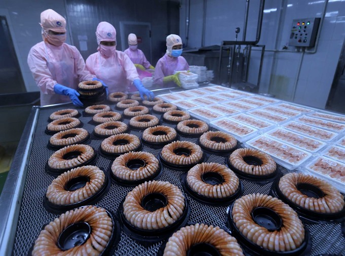 Forestry seafood export reaches record high