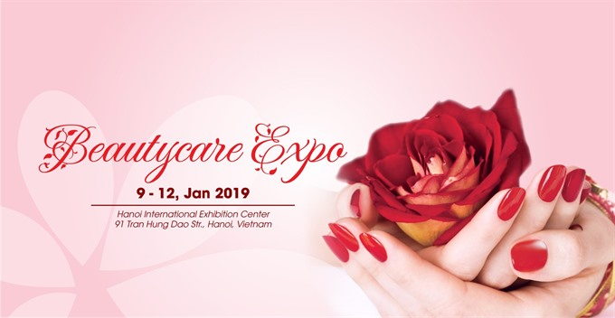 Beautycare Expo to be held in Hà Nội