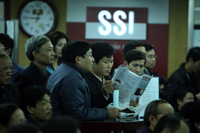 VN Index goes down for ninth day