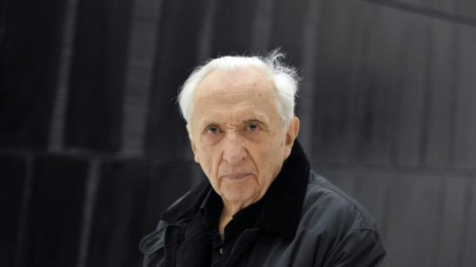 Frances Louvre planning Pierre Soulages retrospective next year