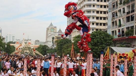 City to host Kylin-Dragon Dance Festival