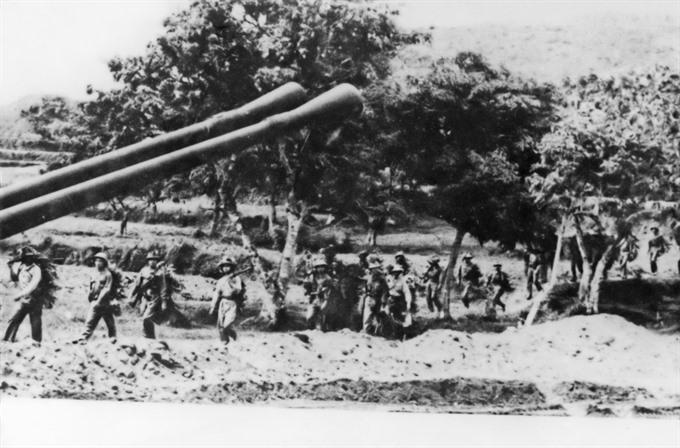 Tà Lơn landing-by-sea campaign – milestone in victory over Pol Pot regime
