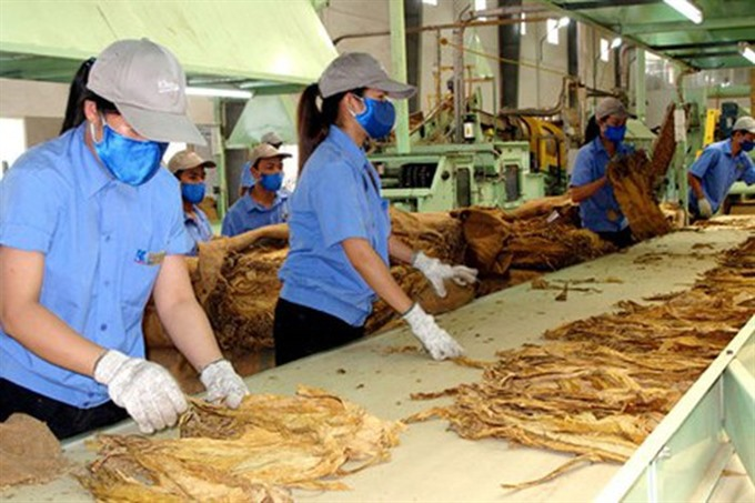 Quota for raw tobacco imports in 2019 proposed